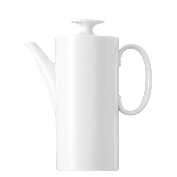 Coffee Pot, 34 ounce | Thomas Medaillon White
