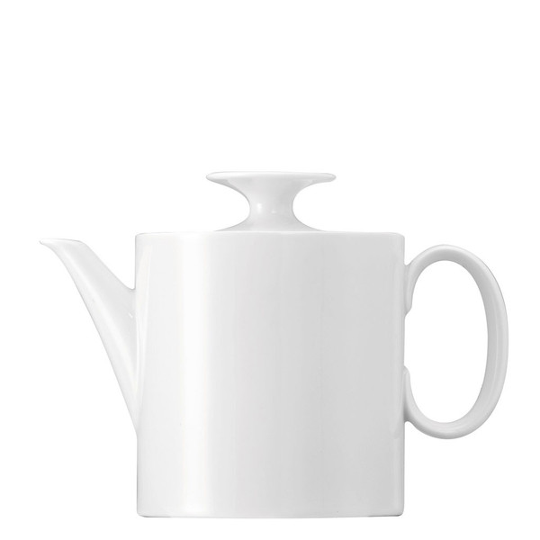 Tea Pot, 28 ounce | Thomas Medaillon White