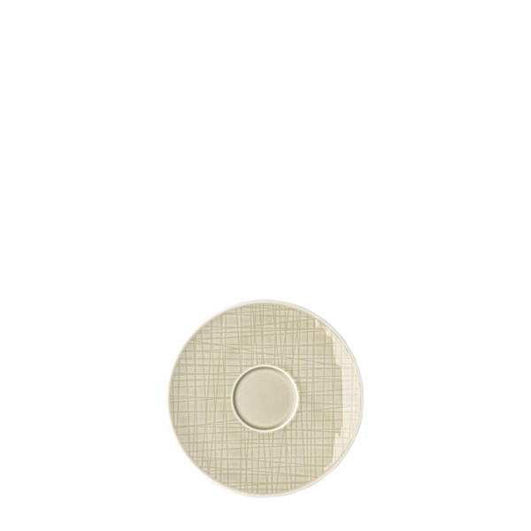 Combi Saucer, 6 1/4 inch | Rosenthal Mesh Cream