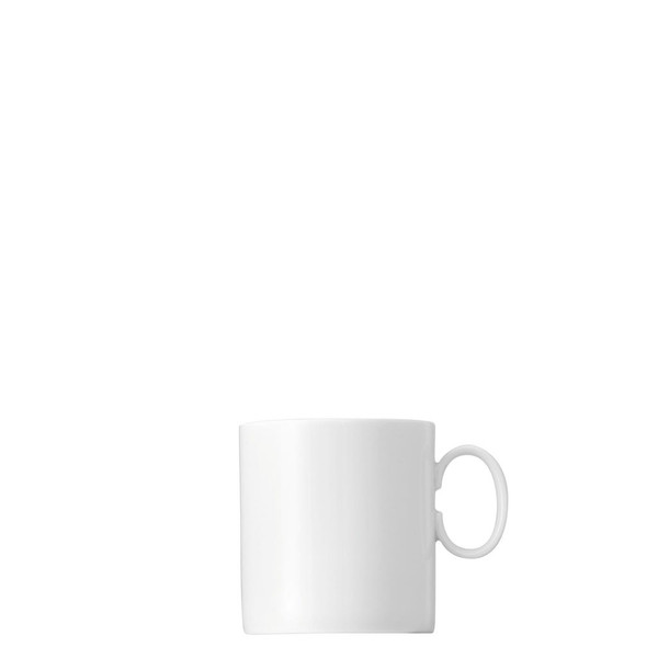 Coffee Cup | Thomas Medaillon White