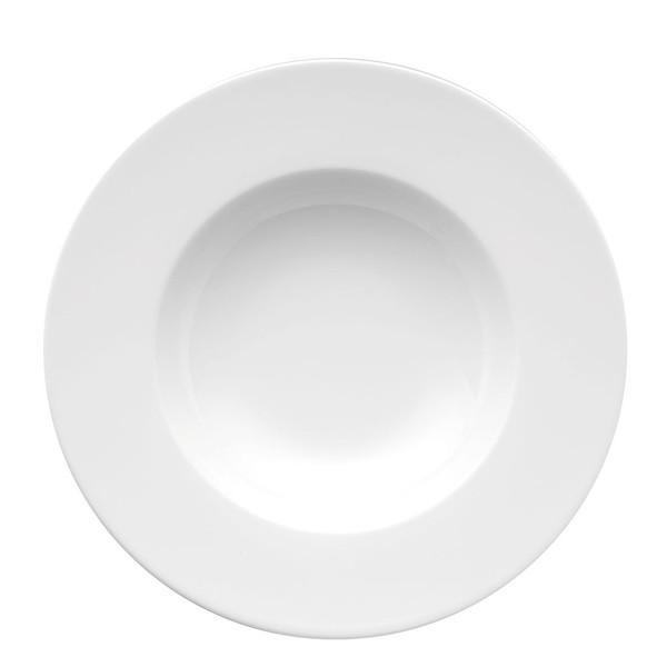 Pasta Plate | Thomas Medaillon White