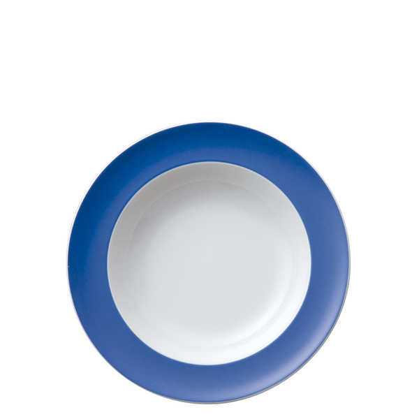 Soup/Pasta Bowl, 9 inch | Thomas Sunny Day Royal Blue