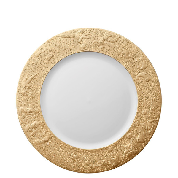 write a review for Dinner Plate, 11 inch | Rosenthal Magic Flute Sarastro