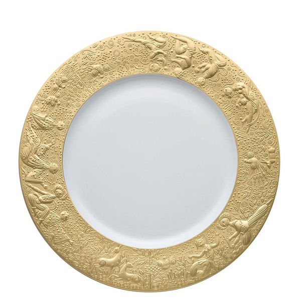 write a review for Service Plate, 12 inch | Rosenthal Magic Flute Sarastro