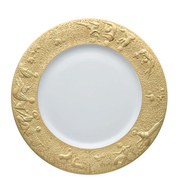 Service Plate, 12 inch | Rosenthal Magic Flute Sarastro