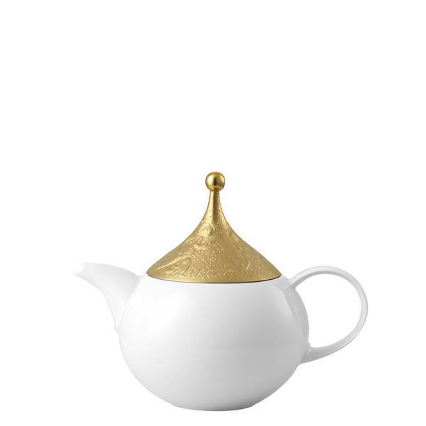 Tea Pot, 39 ounce | Rosenthal Magic Flute Sarastro
