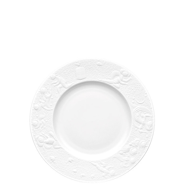Salad Plate, 7 1/2 inch | Rosenthal Magic Flute White