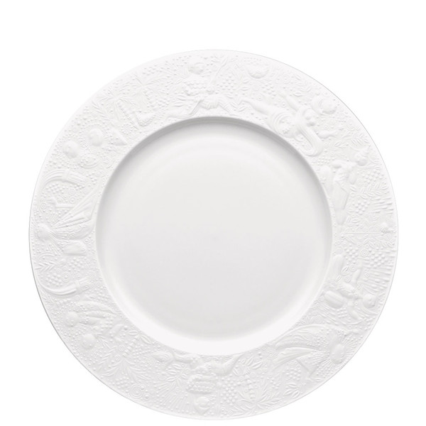 Dinner Plate, 11 inch | Rosenthal Magic Flute White