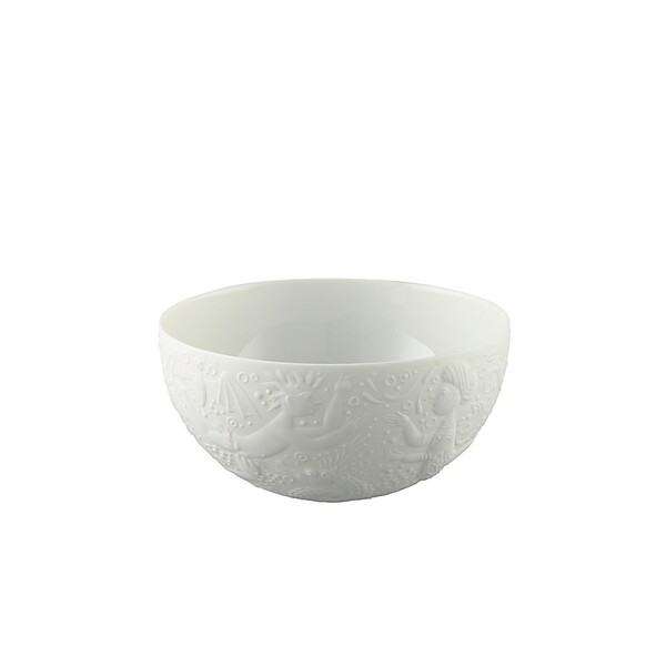Fruit Dish, 5 inch, 10 ounce | Rosenthal Magic Flute White