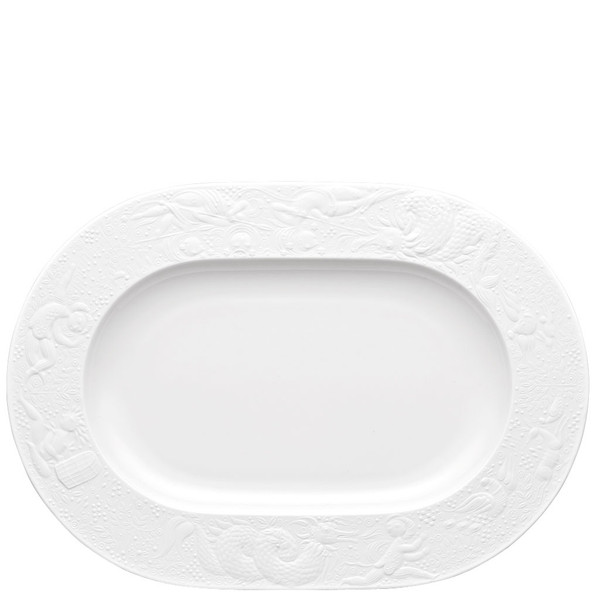 write a review for Platter, 13 inch | Rosenthal Magic Flute White