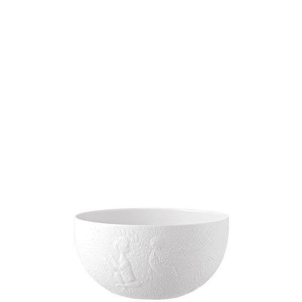 Vegetable Bowl, Open, 7 inch, 48 ounce | Rosenthal Magic Flute White