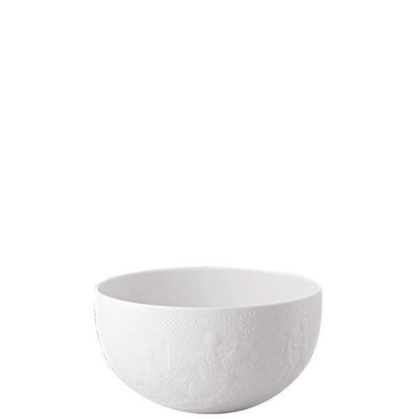 Vegetable Bowl, Open, 8 inch, 71 ounce | Rosenthal Magic Flute White