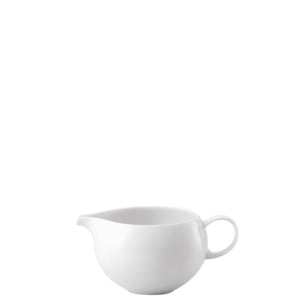 Creamer, 7 3/4 ounce | Rosenthal Magic Flute White