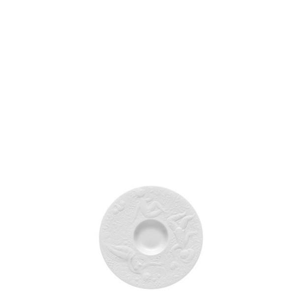 Espresso Saucer, 4 1/2 inch | Rosenthal Magic Flute White