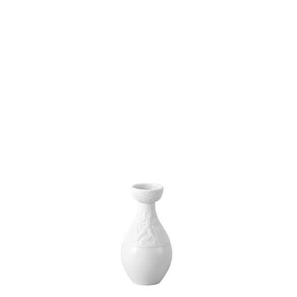 Magic Flute White Mini Vase, 4 1/4 inch | Rosenthal Mini Vase