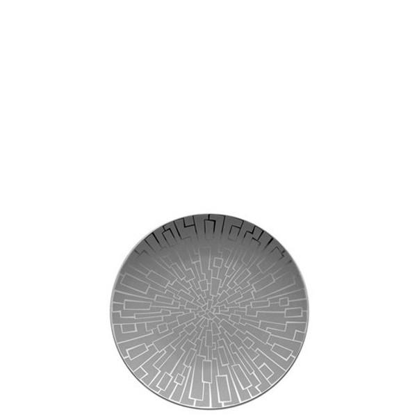 Bread & Butter Plate, 6 1/4 inch   Rosenthal TAC 02 Skin Platinum