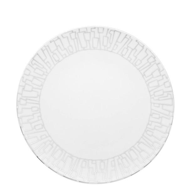 Dinner Plate, 11 1/2 inch | Rosenthal TAC 02 Skin Platinum