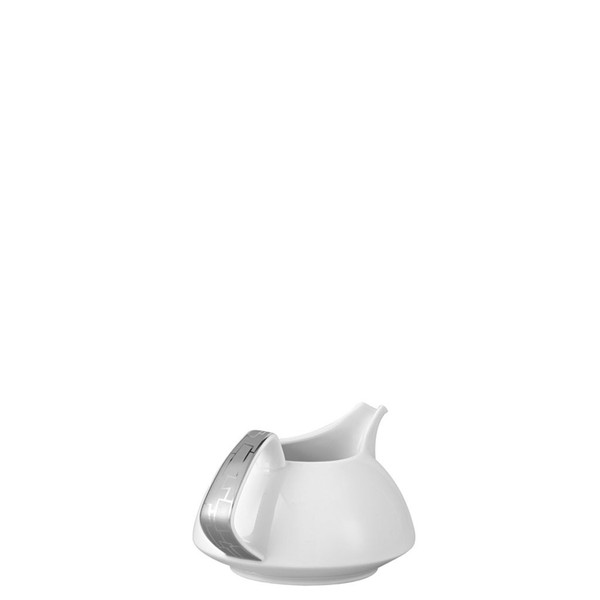Creamer, 8 1/2 ounce | Rosenthal TAC 02 Skin Platinum