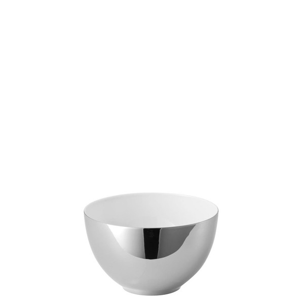 Cereal Bowl, 6 inch, 28 ounce | Rosenthal TAC 02 Skin Platinum