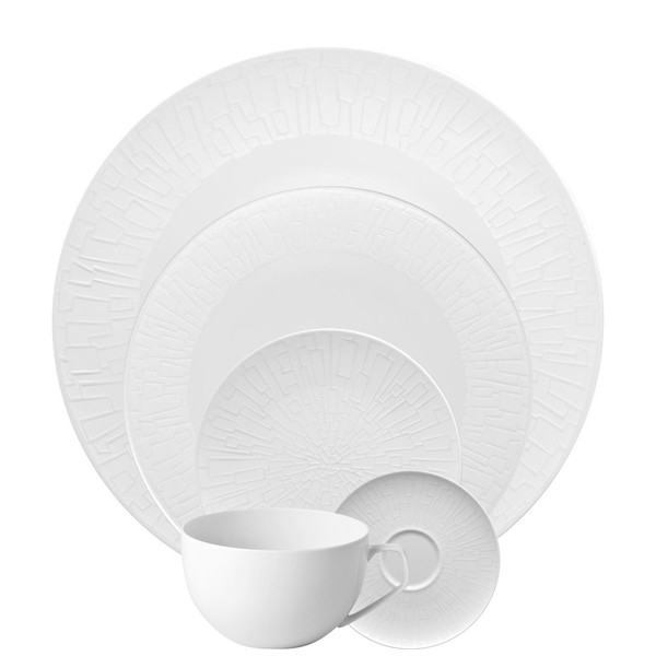 write a review for 5 Piece Place Setting (5 pps) | TAC 02 Skin Silhouette