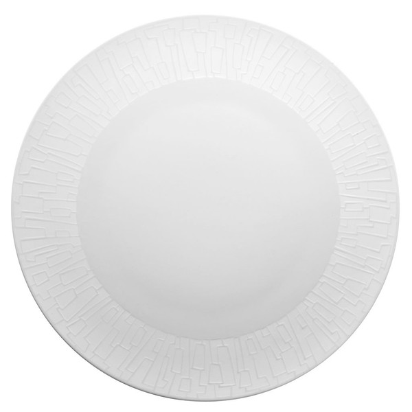Service Plate, 13 inch | Rosenthal TAC 02 Skin Silhouette