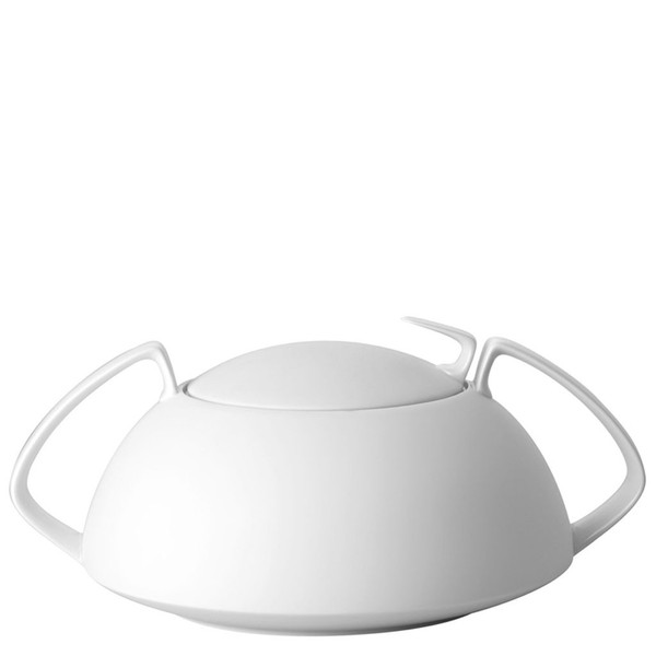 Soup Tureen, 101 ounce | Rosenthal TAC 02 Skin Silhouette