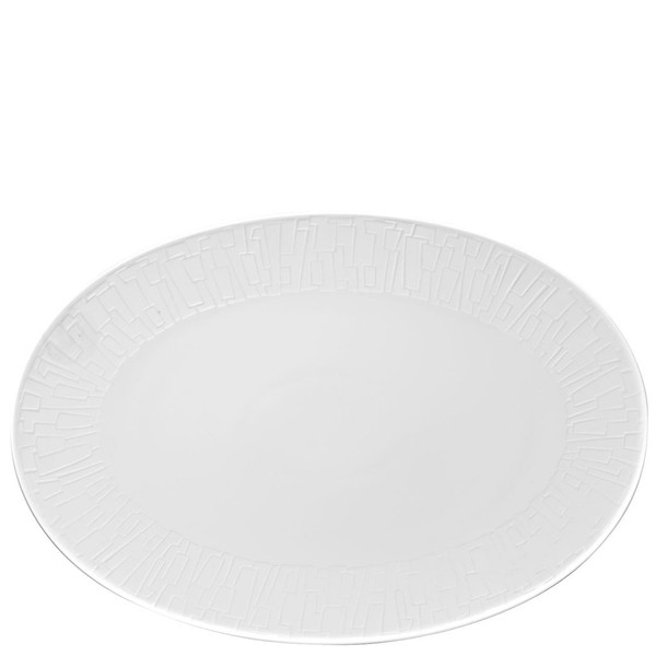 Platter, 15 inch | Rosenthal TAC 02 Skin Silhouette