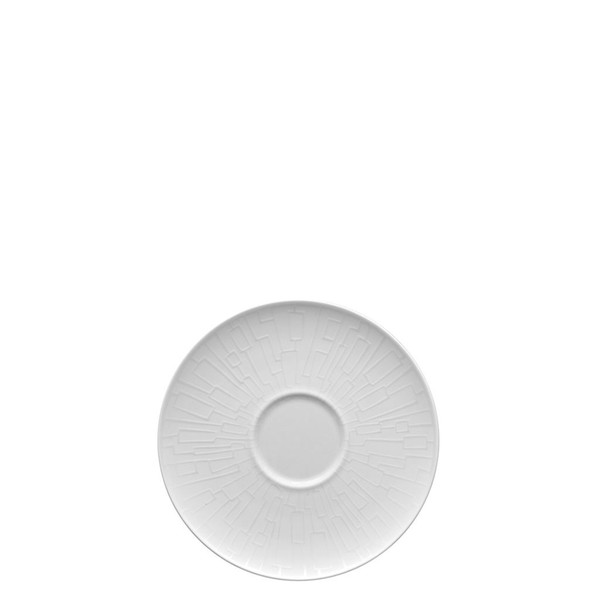 Saucer, Low/Tea, 6 1/3 inch | Rosenthal TAC 02 Skin Silhouette