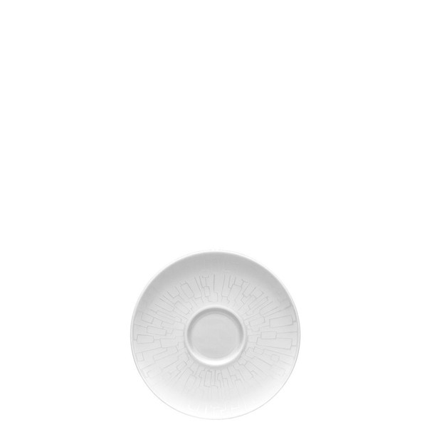 Espresso Saucer, 5 1/2 inch | Rosenthal TAC 02 Skin Silhouette