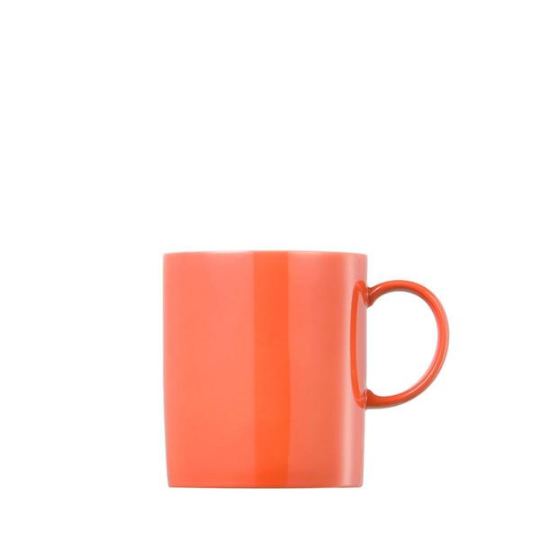 Mug, 10 ounce | Thomas Sunny Day Tangerine