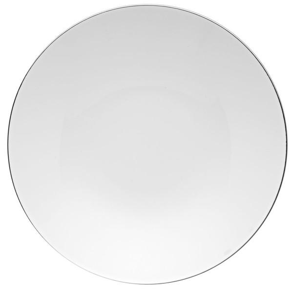 Service Plate, 13 inch | Rosenthal TAC 02 Platinum