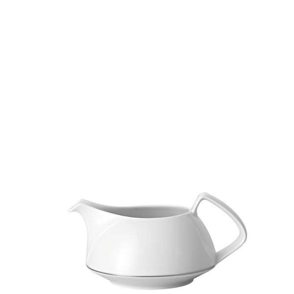 Sauce Boat, 18 1/2 ounce | Rosenthal TAC 02 Platinum