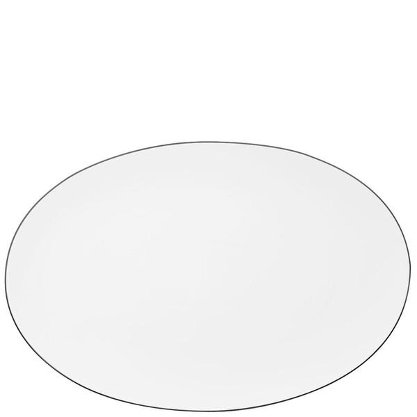 Platter, 15 inch | Rosenthal TAC 02 Platinum