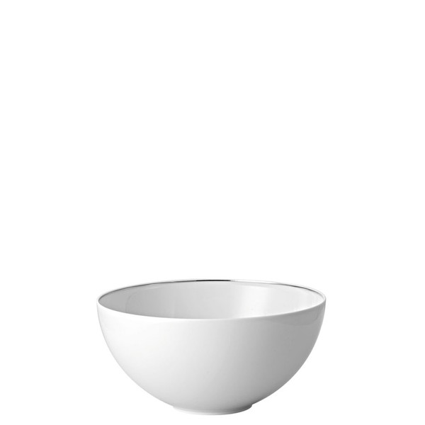 Vegetable Bowl, Open, 7 1/2 inch | Rosenthal TAC 02 Platinum