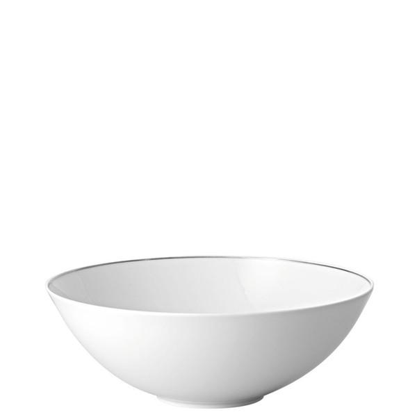Vegetable Bowl, Open, 10 1/4 inch, 98 ounce   Rosenthal TAC 02 Platinum
