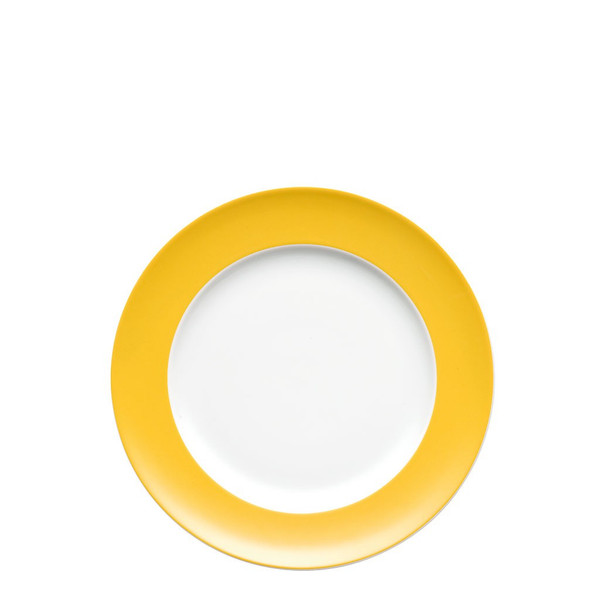 Salad Plate, 8 1/2 inch | Thomas Sunny Day Sunflower Yellow