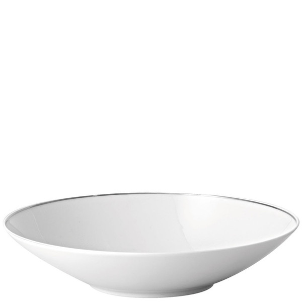 Vegetable Bowl, Open, 13 3/4 inch, 135 ounce | Rosenthal TAC 02 Platinum