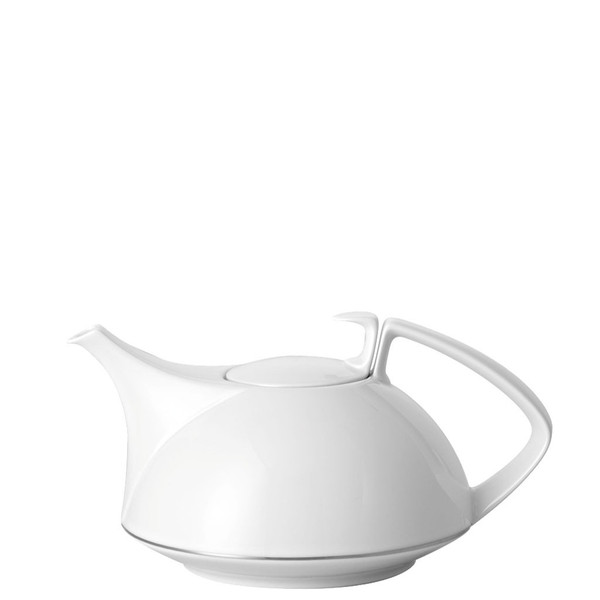 Tea Pot, 45 ounce | Rosenthal TAC 02 Platinum