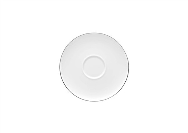 Combi Saucer, 6 1/3 inch | Rosenthal TAC 02 Platinum
