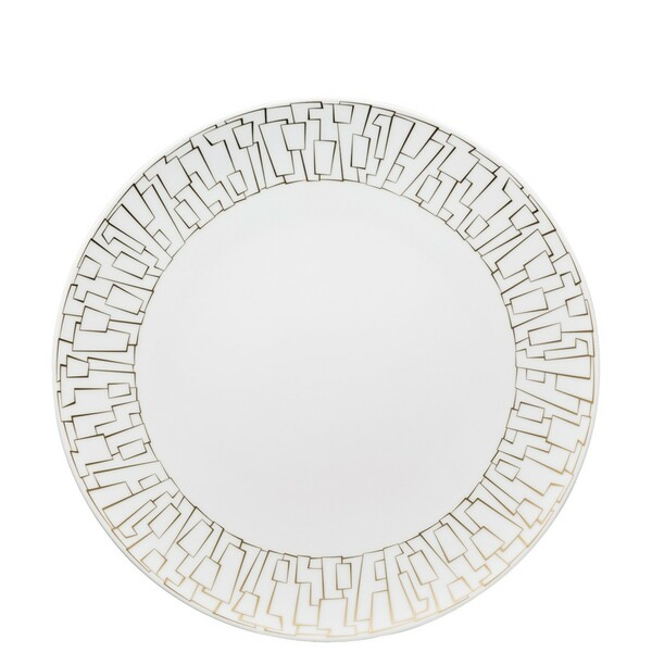 write a review for Dinner Plate, 11 inch | Rosenthal TAC 02 Skin Gold