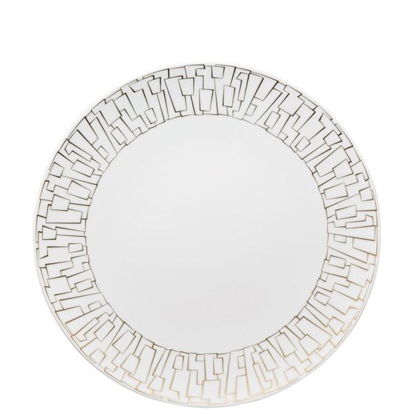 Dinner Plate, 11 inch | Rosenthal TAC 02 Skin Gold