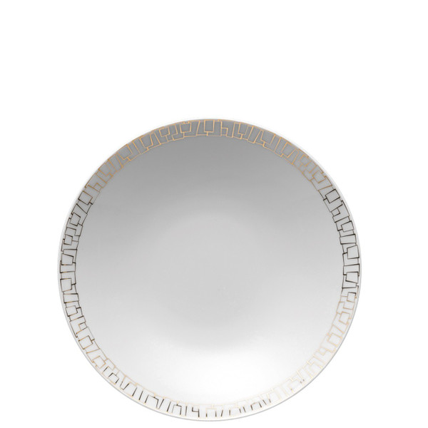 write a review for Rim Soup Plate, 9 1/2 inch | Rosenthal TAC 02 Skin Gold