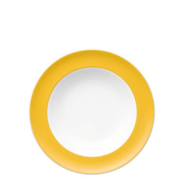 Soup/Pasta Bowl, 9 inch | Thomas Sunny Day Sunflower Yellow