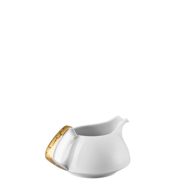 Sauce Boat, 19 ounce | Rosenthal TAC 02 Skin Gold