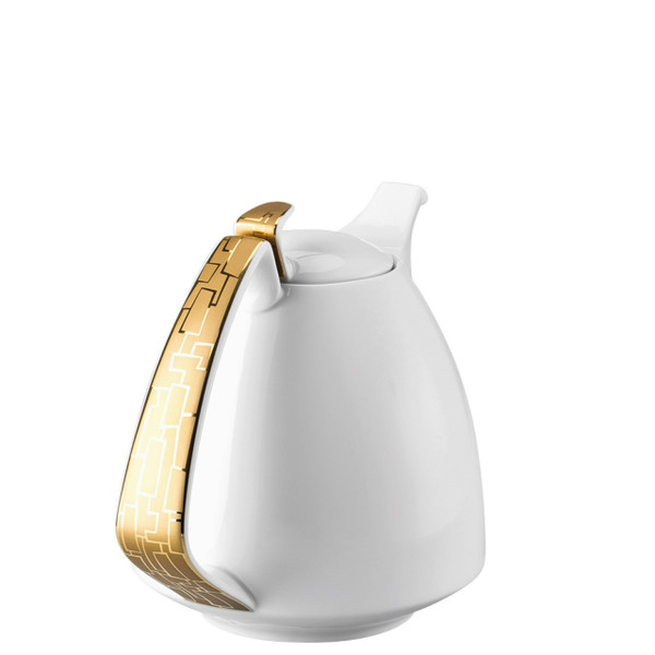 Coffee Pot, 51 ounce | Rosenthal TAC 02 Skin Gold