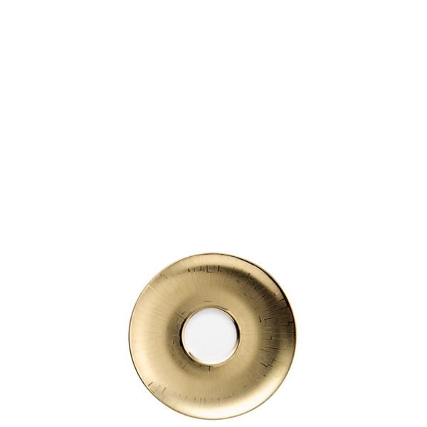 Espresso Saucer | Rosenthal TAC 02 Skin Gold