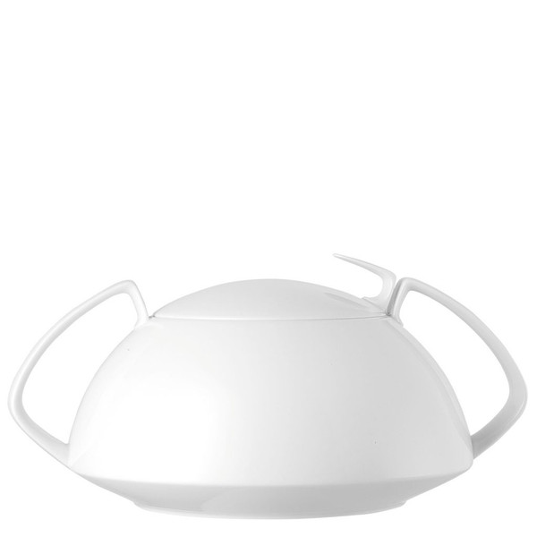 Soup Tureen, 101 ounce | Rosenthal TAC 02 White