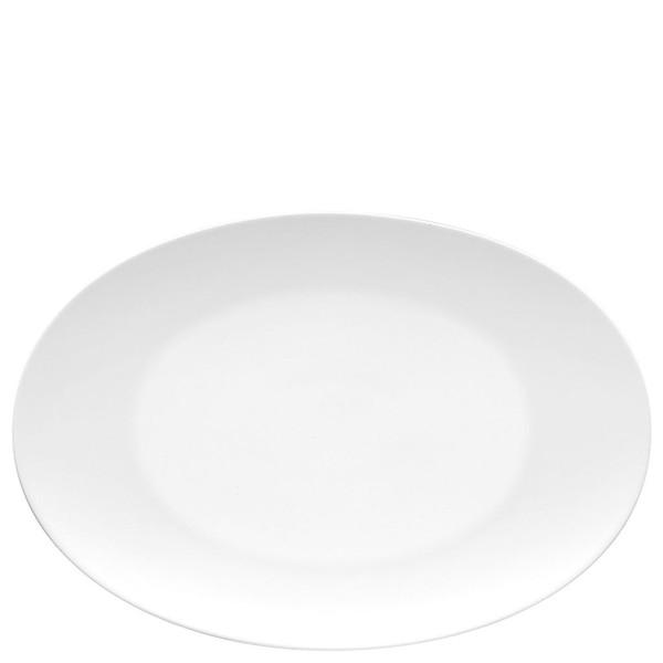 Platter, 13 1/2 inch | Rosenthal TAC 02 White