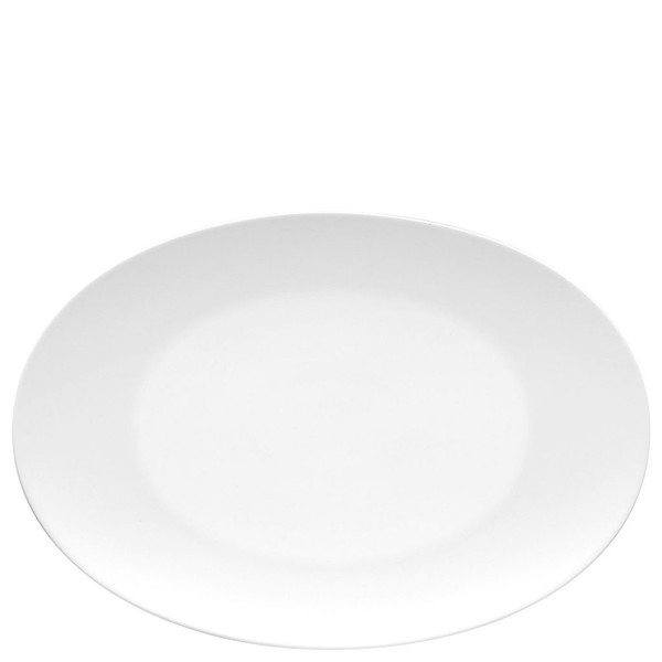 write a review for Platter, 13 1/2 inch | Rosenthal TAC 02 White