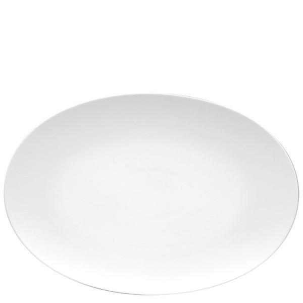 Platter, 15 inch | Rosenthal TAC 02 White